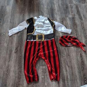 Infant Pirate costume